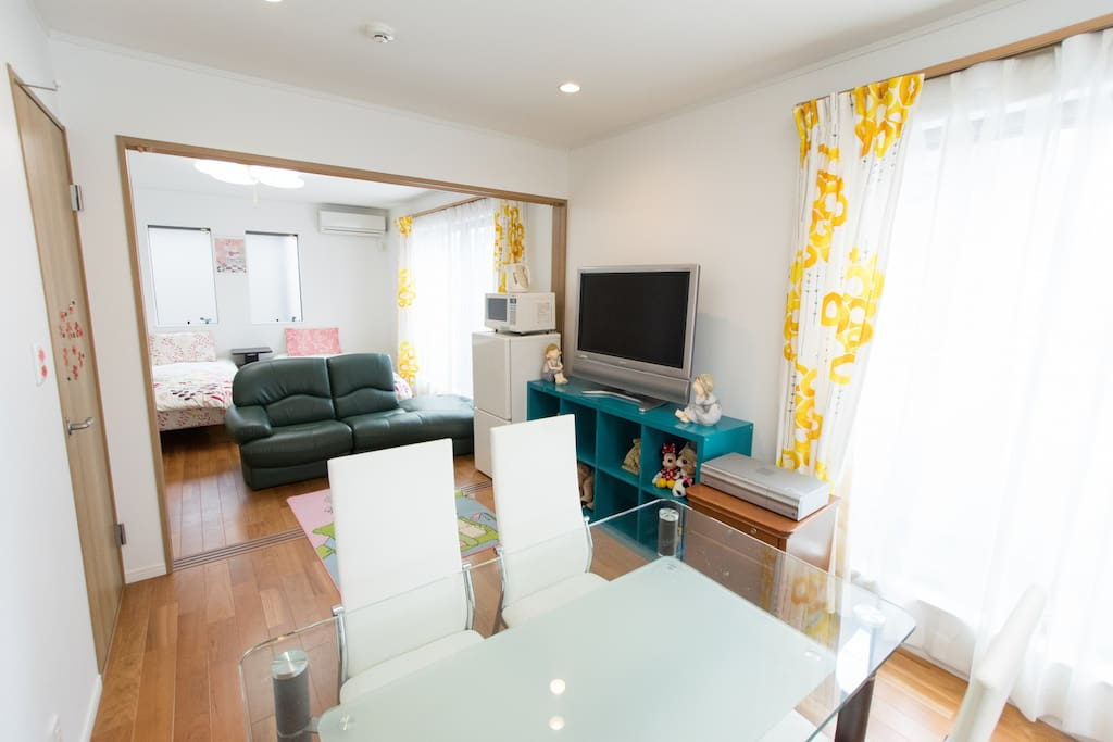 3F Living&Bed room
