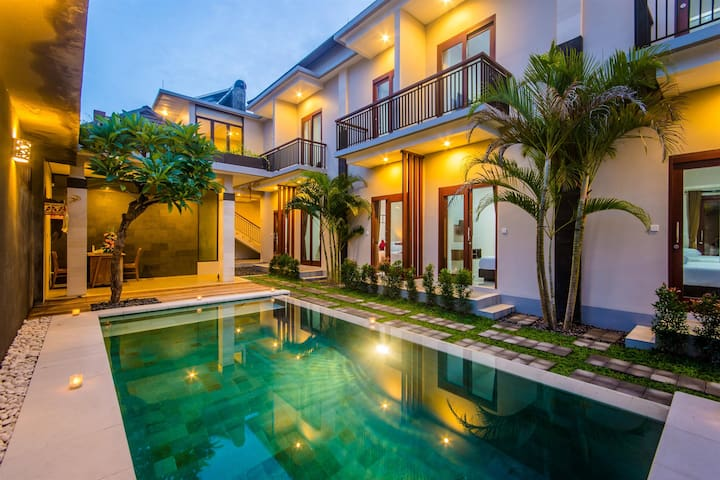 Boutique Bed & Breakfast in Seminyak