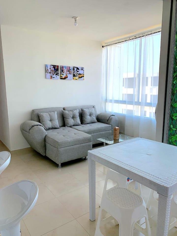 Alojamiento con vistas en Cartagena
