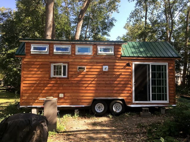 Hank's Tiny House