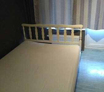 KAMER DUBBEL BED BASIC 1 PERS - Apartment