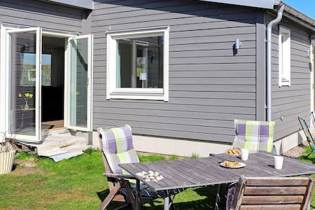 4 person holiday home in Haverdal