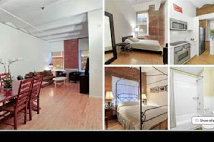 Luxurious East Village 3 Bedroom Apartment.