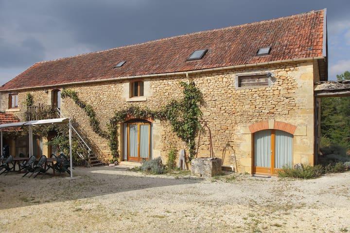 les tours de Bombel -ch. Castelnaud - Saint-Amand-de-Coly - Bed & Breakfast