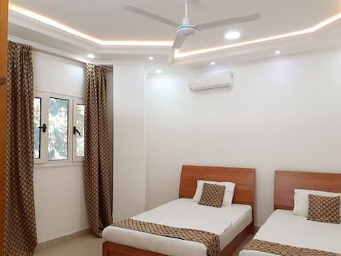 Full Power Generator bright central Flat w/wifi+AC