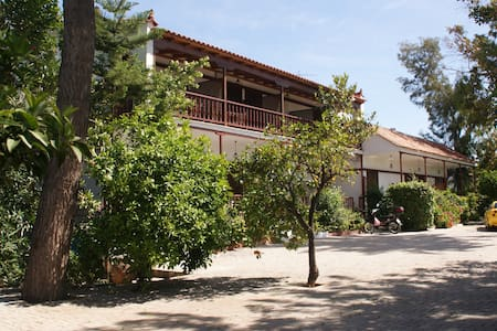 VILLA CHRISTINA BUNGALOWS - Apartament