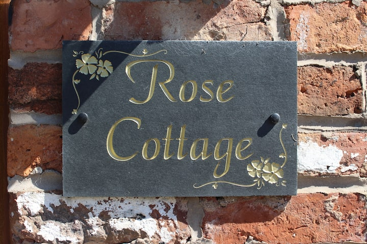 Rose Cottage comfort, mod cons and relaxation.