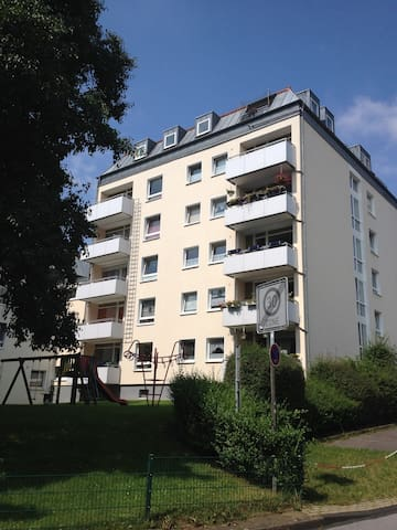 Appartment in Mettmann mit Sonnenbalkon! - Mettmann - Departamento