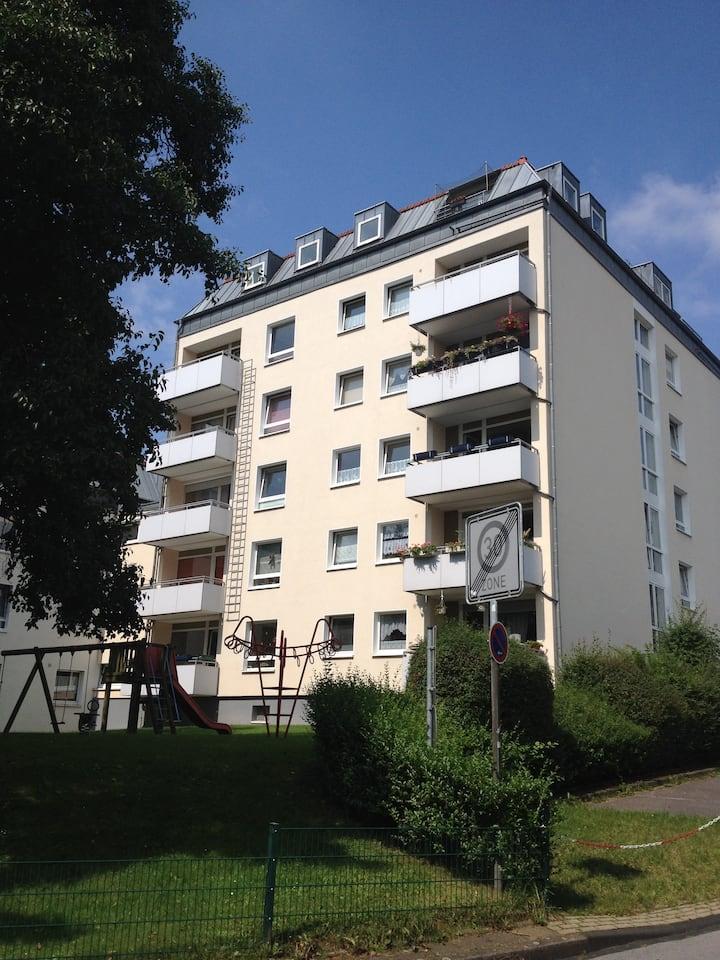 Appartment in Mettmann mit Sonnenbalkon!