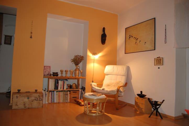Slunný tichý byt kousek od kulturního centra UFFO - Trutnov