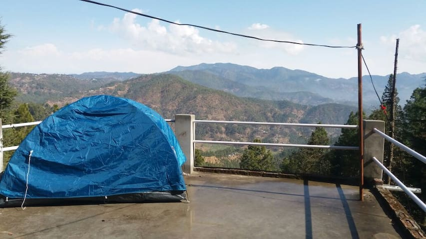 Rooftop Camping