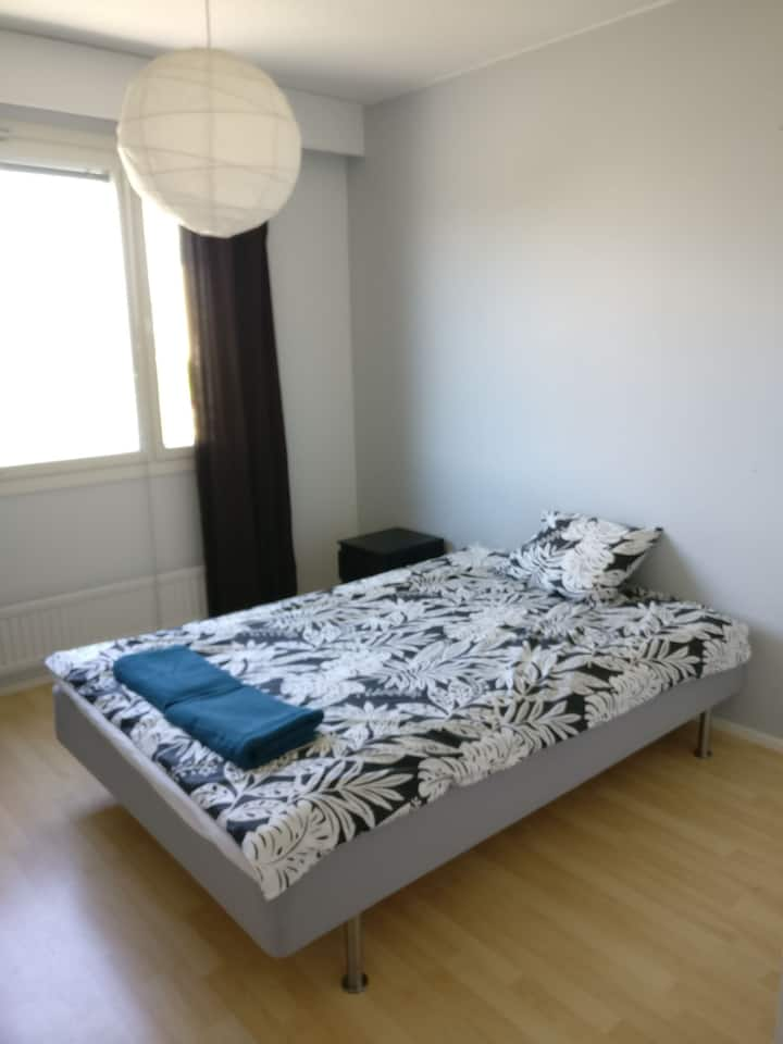 Nice spacious room - Tampere area 3