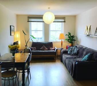 Beautiful 1 bedroom flat in the heart of Chorlton