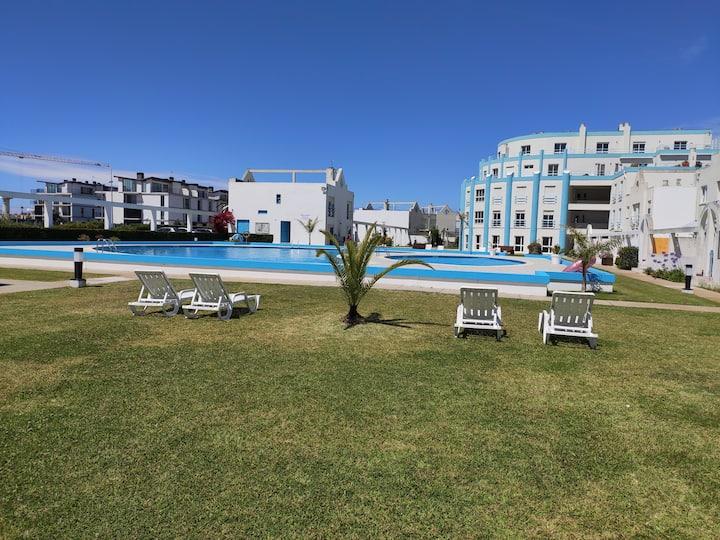 Casa Triângulo Norte com piscina