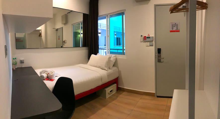 Tune Hotel KLIA - Aeropolis - Single Room