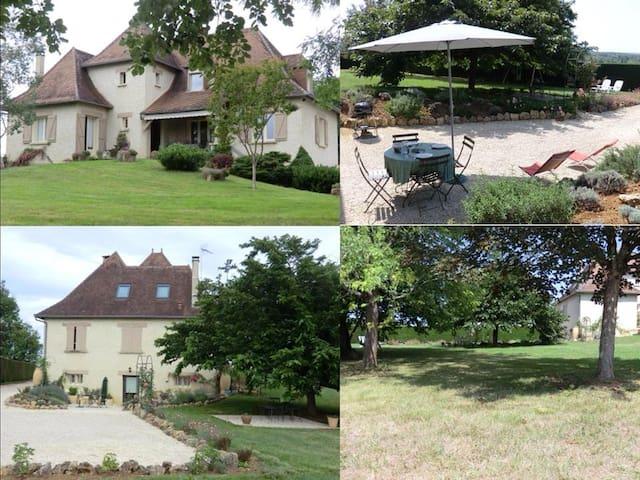 Gîte proche Rocamadour - Collonges - La Chapelle-aux-Saints - Apartamento