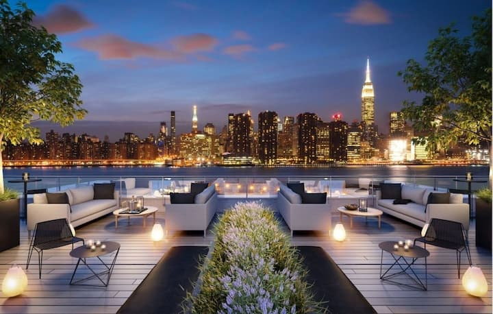 Luxury Living in Greenpoint