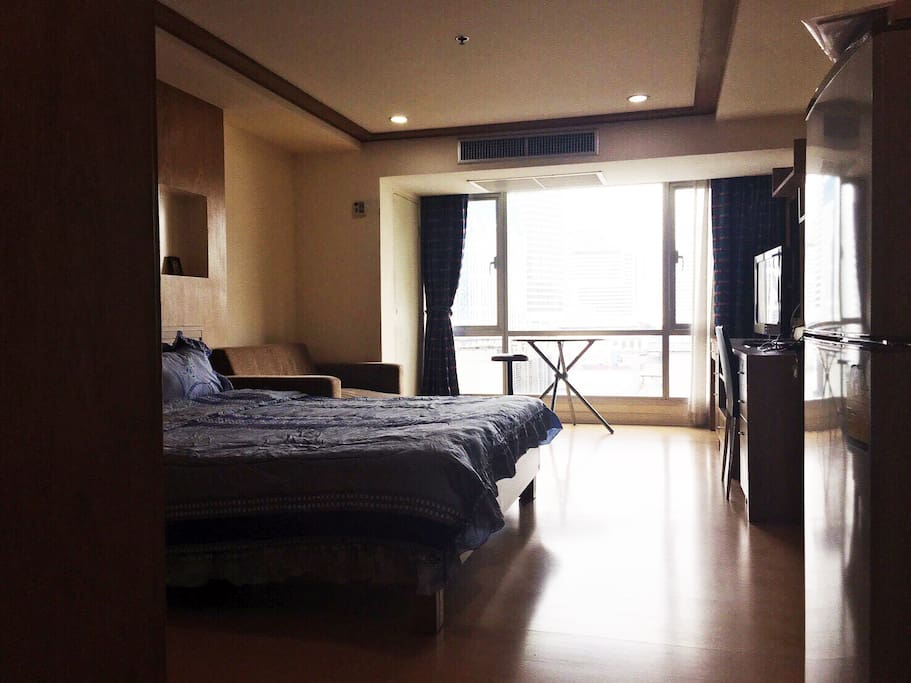 **CENTRAL**Luxury Studio With View **NANA**
