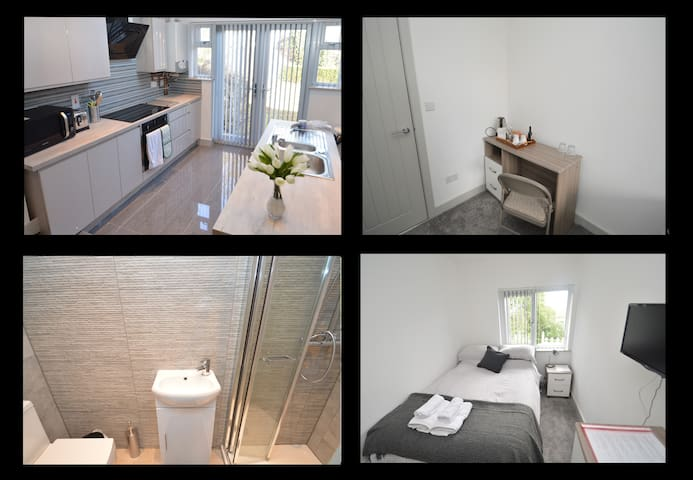 Room 3 - Lovely Double Room With Ensuite