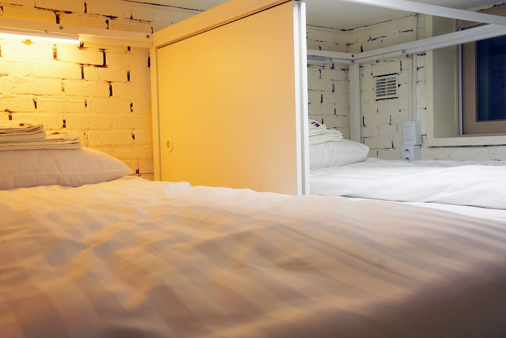 Ground Floor 4 bed dorm style