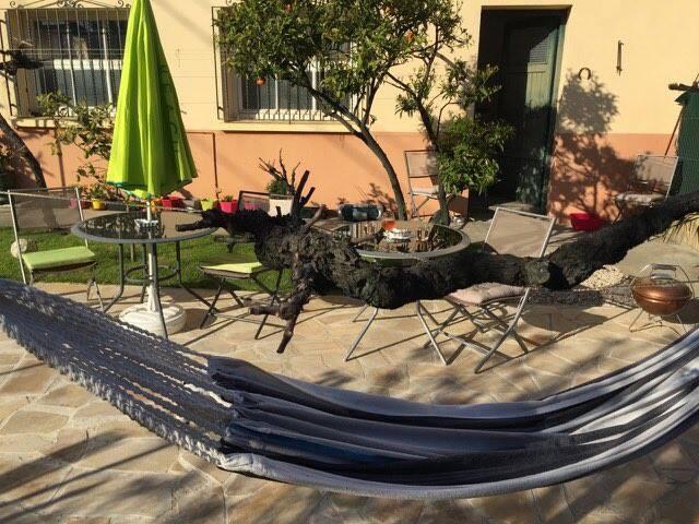 Belle maison, agréable jardin et terrasse - Rivesaltes - Ev