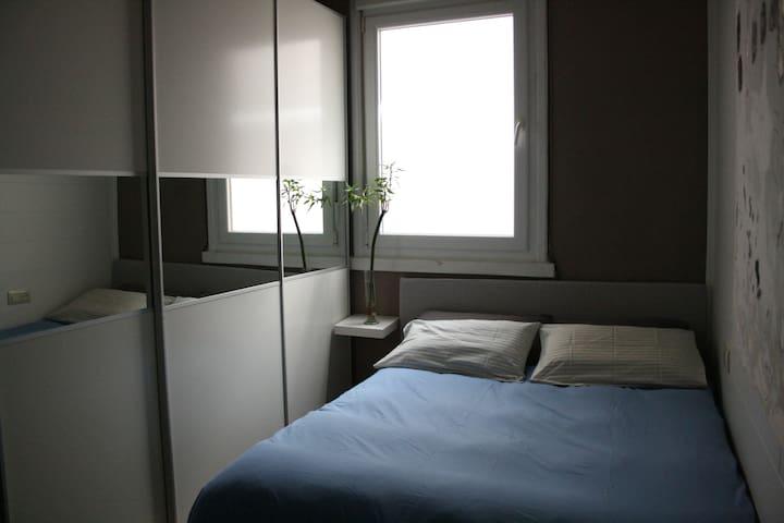 Habitación - Apartamento,  a un paso de la playa. - La Corunya - Suite per als hostes