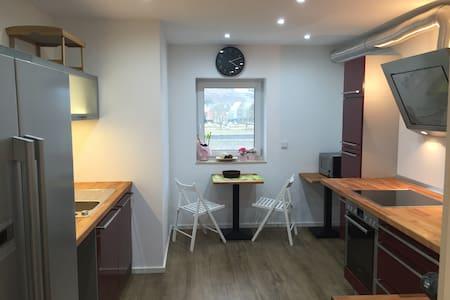 Komfortable Wohnung mit schönem Blick auf Mosel/L