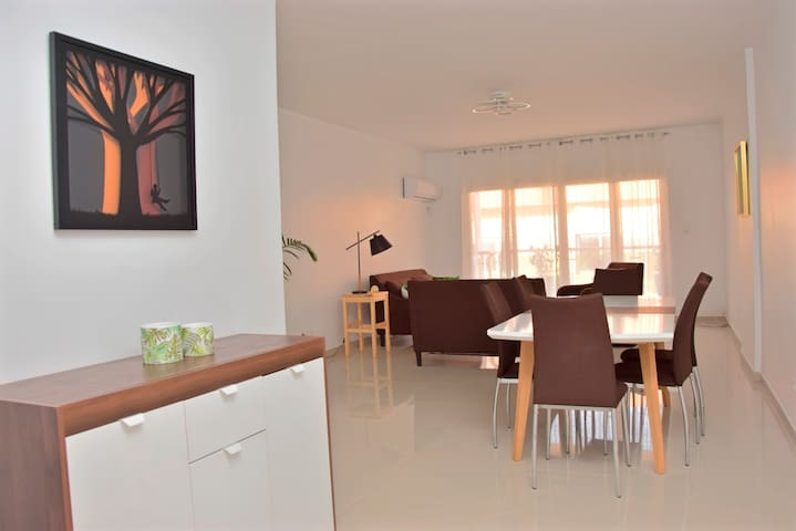 Appartement neuf dans quartier residentiel Dakar