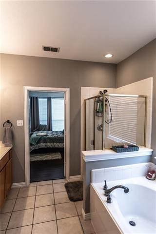 Spacious Master Suite with Queen & private bath
