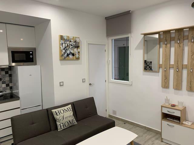 Appartement dans le vieux centre à Madrid