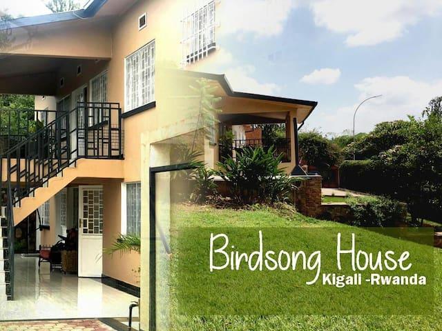 Birdsong Room IV