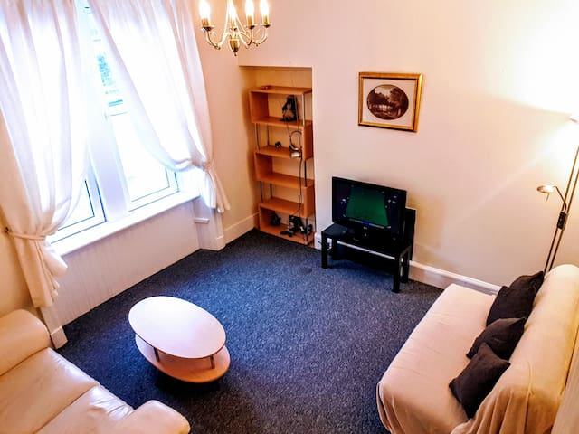 Cosy and Comfortable Flat near  City centre