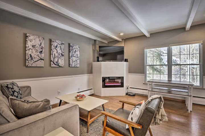 NEW! Prime East Vail Condo: Mountain Meets Modern!
