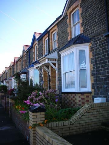 Seacroft, Dinas Terrace, Aberystwyth - Aberystwyth - Haus