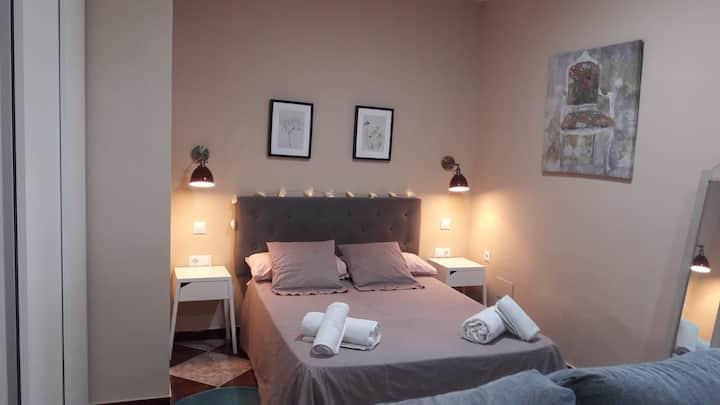 Luminoso apartamento a 120 metros de la playa