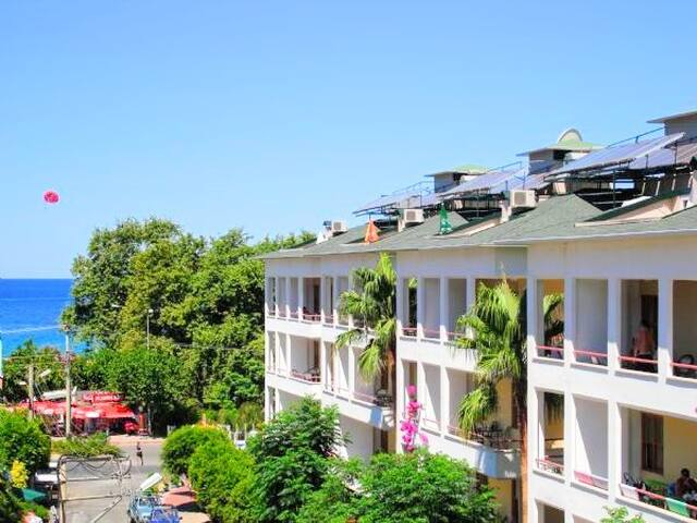 >Cleopatra beach apartment with breakfast