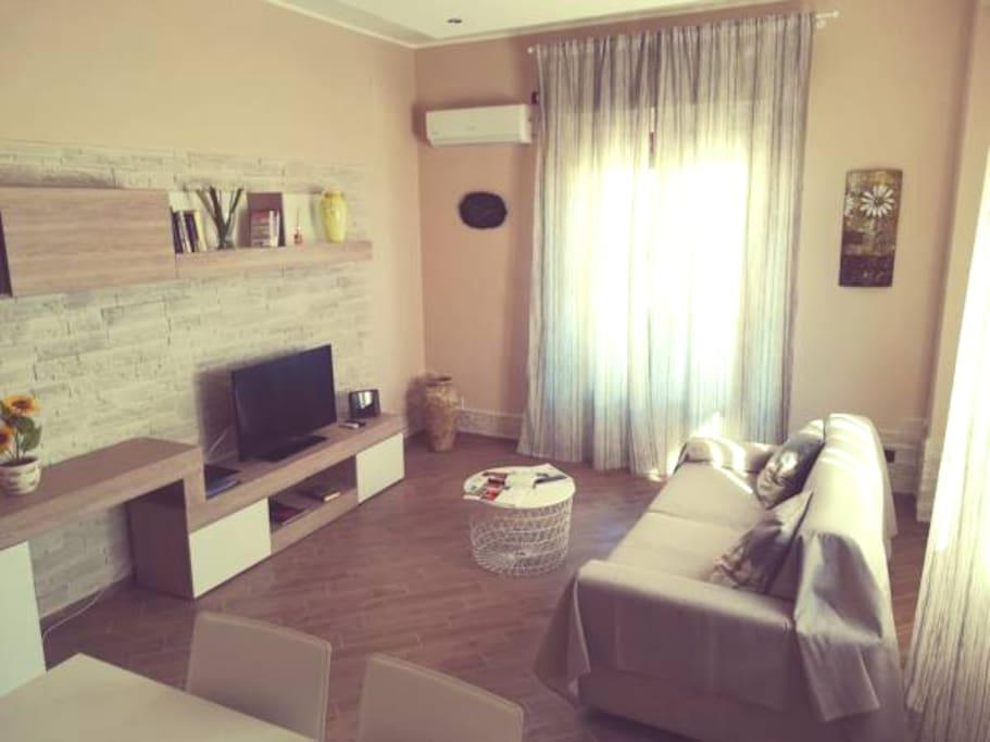 Living Room/Zona Relax