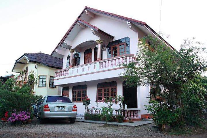 BaanZignThong - Amphoe Palian - Casa
