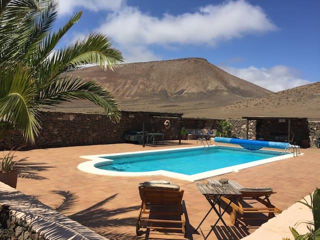 Valle de Femés Lanzarote - Las Casitas - Lägenhet