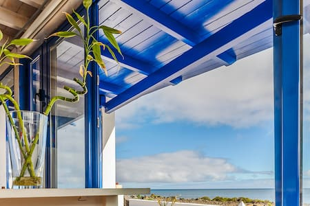 Sea-view apartment in Punta Mujeres - Punta Mujeres - Daire