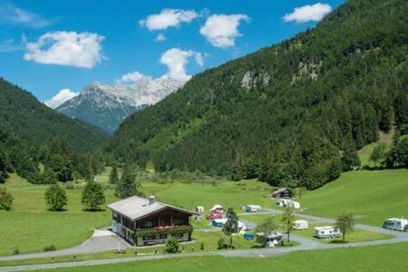 Campingplatz Maurerhäusl - Sátor