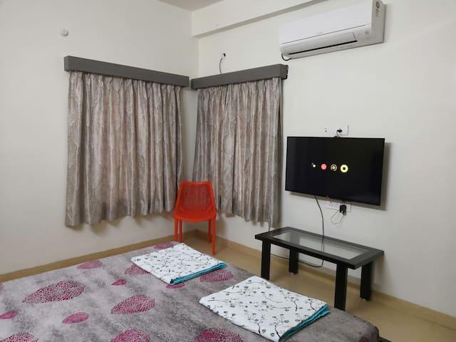 Shrivardhan Homestay Ground Floor Room G001