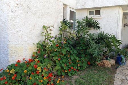 Sunny room in a nice house - Herzliya - Huis
