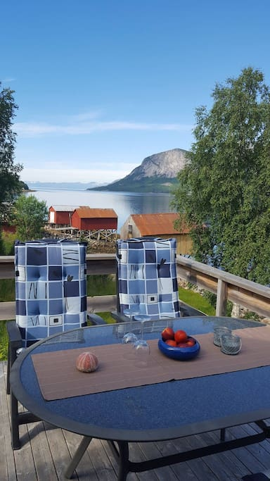 New cabin by the sea in tysfjord chalet in affitto a for Cabine in affitto in montagna ga