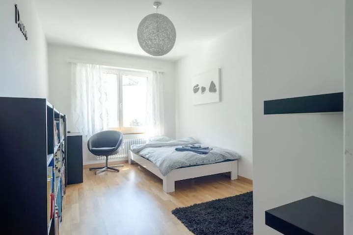Zurich room - close to ETH and the city center