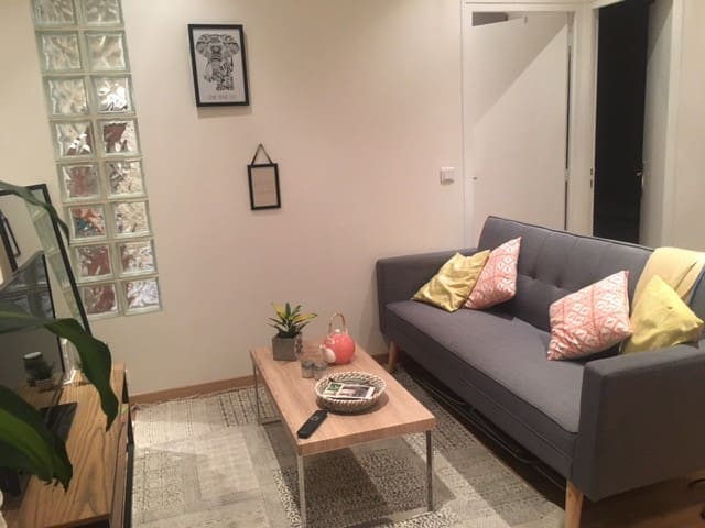 Nice private room in center, very well located - París - Apartamento