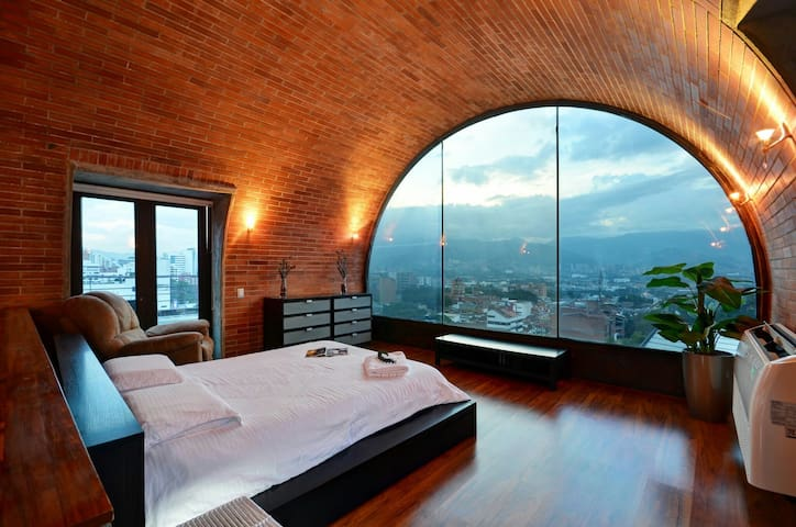 Luxury penthouse - Medellín - Appartamento