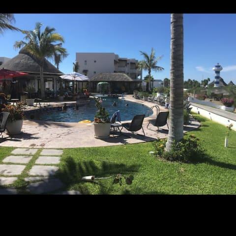 Departamento en Renta Nuevo Altata Punta esmeralda
