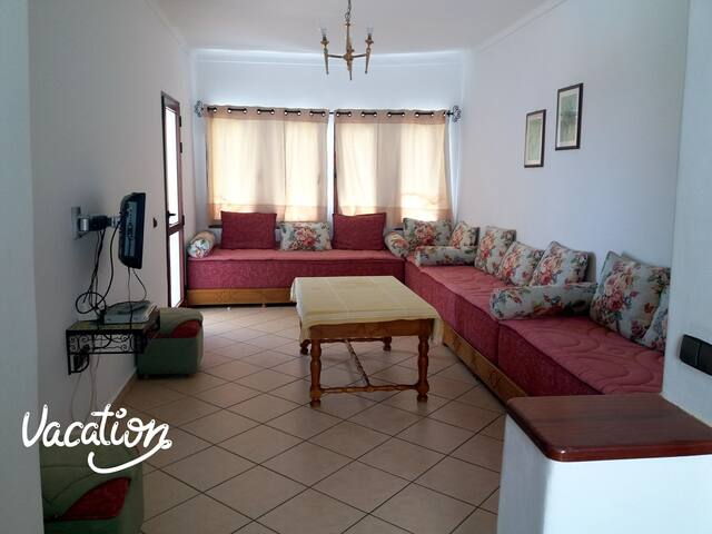 Bel appartement à la côte de Tamuda Bay,  Mdiq