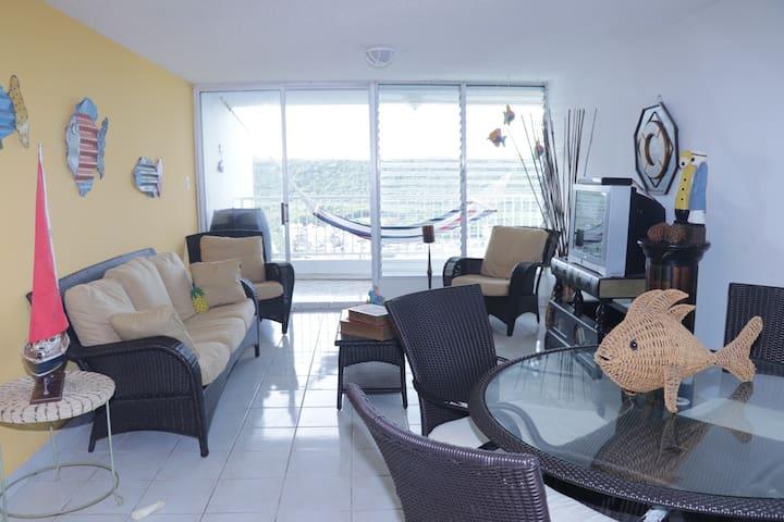 Unbelievable Ocean View Apartment